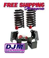 "DJM Suspension 1973-1987 C15 C10 3""/5"" Lowering Drop Kit Coils Flip Kit"