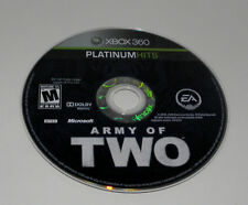Army of Two -- Platinum Hits (Microsoft Xbox 360, 2008)