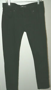Women's Levi's 524 Skinny Black Jeans Size 13M W31 L32