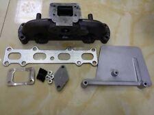 turbo manifold mazda MIATA MX5 1.8L DOHC T25 T3 Cast Iron Exhaust Manifold 94-05
