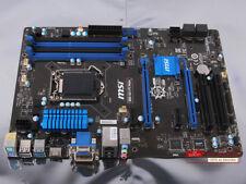 100% tested MSI B85-G41 PC Mate Motherboard MS-7850 LGA 1150 DDR3 Intel B85