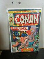 CONAN The BARBARIAN #63 Marvel Comics 1976 BAGGED BOARDED