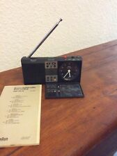 Braun UKW-Digital-Radio, ABR 314df Type 3869, Radiowecker, Analoguhr!!!,