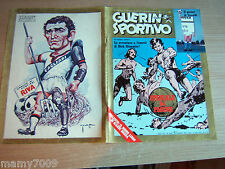 GUERIN SPORTIVO= NR°32/33 1975 ANNO LXIII=POSTER SAVOLDI SPILLATO=CLAUDIA MARSAN