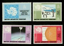 British Antarctic Territory   1981   Scott # 82-85   Mint Never Hinged Set