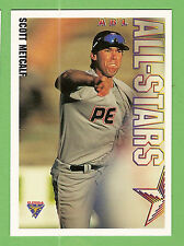 1995 AUSTRALIAN BASEBALL CARD #95  SCOTT  METCALF, ALL-STARS