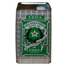 EDDA 100% EXTRA VIRGIN OLIVE OIL - FIRST PRESS - ITALY