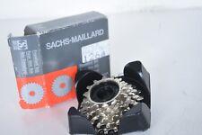 NOS RARE Vintage Sachs Maillard EY Freewheel 6spd 13-21 BSC Thread