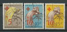 Nederlands Nieuw Guinea 38 - 40 gebruikt (4)