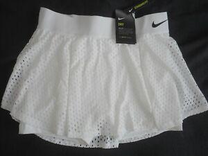 Nike Court Tennisrock Skirt CK8397-100 Gr. M NEU
