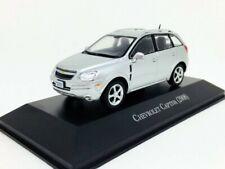 Chevrolet Captiva 2008 Brazil Collection Rare Car Diecast Scale 1:43 New