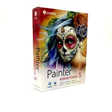 Corel Painter Essentials 5 Digital Art Suite for PC (Windows 8) and Mac #6134