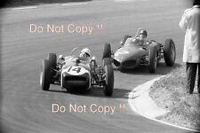 Stirling Moss Lotus 18 Dutch Grand Prix 1961 Photograph