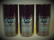 *** 3 X *** Joop Homme 75 ml Deostick Deo Stick Deodorant 75 ml in Folie