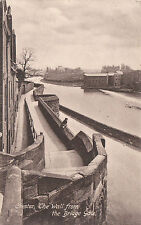 The Wall & Mill From Bridge Gate, CHESTER, Cheshire