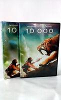 Dvd occasion 10 000  audio FR / UK