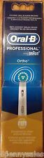 1 ORAL-B Braces Care Replacement Toothbrush Tooth Brush Heads Orthodontics Ortho