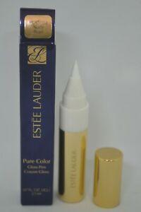Estee Lauder Pure Color Gloss Pen BNIB 0.07fl.oz./2.1ml ~PC GP 02 Nude Pearl~