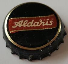 Latvian cerveza tapita Cap: Aldaris pilzenes (Carlsberg) Dark