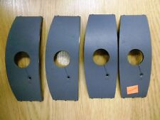 Lot of 4 - Dell Dimension 8300 Desktop Power Button Cover Enclosure Part 6H928
