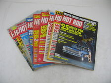 Hot Rod Magazine 1974 74 Lot of 8 Jan Feb March April May June July August Sept