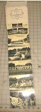 """Vintage Unused 10-Pack of CASERTA ITALY Postcards """"Ricordo di Caserta"""""""
