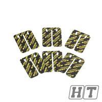 Membran Zungen Malossi carbon 2 X Vl11 für Aprilia SR Street LC 50 Piaggio NRG