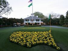 THE MASTERS AUGUSTA NATIONAL GOLF COURSE 8X10 GLOSSY PHOTO PICTURE
