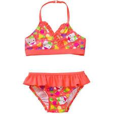 Hello Kitty Girls' 2-Piece Swimsuit Bikini 5T