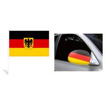 GERMANY CAR FLAG & CAR MIRROR FLAG COVERS 2018 WORLD CUP