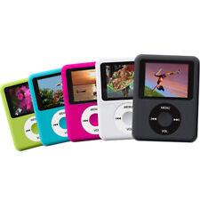 8GB PLAYER MP4 4GB MP3 LETTORE 16GB 32GB AUDIO VIDEO FOTO RADIO FM  yd