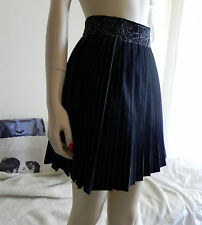 VINTAGE JEAN PAUL GAULTIER HIGH WAIST PLEATED MINI SKIRT KILT