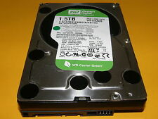 1,5TB Western Digital Green WD15EADS-00R6B0 / 2060-771642-000 REV P1  Hard Disk