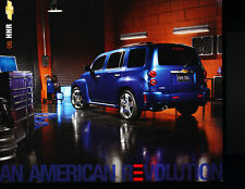 2006 Chevrolet HHR Sales Brochure Sheet