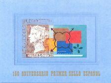2000 CARPETA EDIFIL 3711AC  PRUEBA  150 ANIVERSARIO PRIMER SELLO ESPAÑOL TC11079