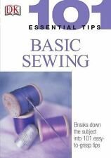 Basic Sewing (101 Essential Tips)-ExLibrary