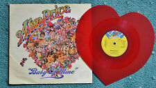 Alan Price-'Baby of Mine'-Heart Shaped Red vinyl.