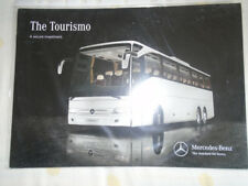 Mercedes Tourismo Bus brochure Aug 2014 English text