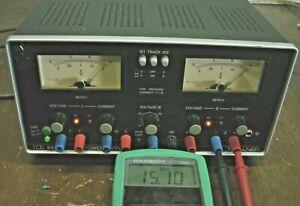 Toellner 8435 5-Fach Power Supply Netzgerät 0-35 V +/-12 V /3-6V (CL)