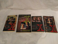 The X-Files Book Lot