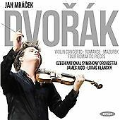 Dvorak: Violin Concerto in A minor Op.33, Romance in F Op.11, Mazurek Op. 49, Fo