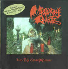 Mortuary Drape - Into the Catachthonium CD