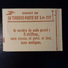 CARNET SABINE N°2102-C7 CONF. 8 GOMME BRILLANTE NEUF ** MNH COTE 22€