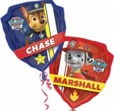 Paw Patrol Luftballons xxl Folienballon Geburtstag Helium Party Supershape