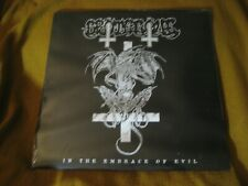 GROTESQUE in the embrace of evil ORIG VINYL LP demigod purtenance at the gates