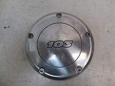 Harley-Davidson 99-16 Twin Cam 5 Hole Derby Cover 103 CI Chrome 60769-06