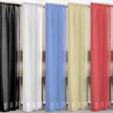 Rideaux et cantonnières pour le salon, longueur 51 cm - 100 cm