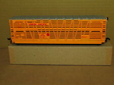 UNION PACIFIC STOCK CAR BY IN IHC/MEHANO HO SCALE FACTORY ORIGINAL NEW