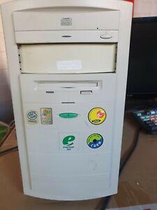 Emachines desktop Vintage windows 98 PC retro