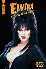 ELVIRA MISTRESS OF DARK #5 COVER D PHOTO VARIANT DYNAMITE NM 1ST PRINT 2019